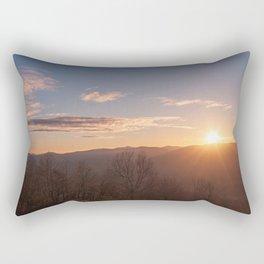 North Georgia Mountains 6 Rectangular Pillow