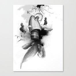 Mingasim 2.0 Canvas Print