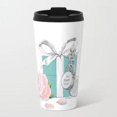 Tiffany Rose Travel Mug