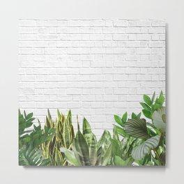 Plants Life Metal Print