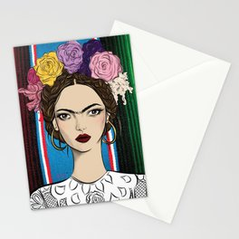 Viva la Frida Stationery Cards