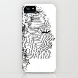 Linearity iPhone Case