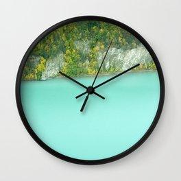 Lake Clark Wall Clock