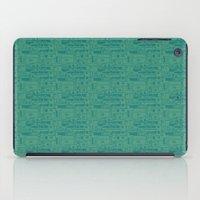 rio iPad Cases featuring Rio by Chawalit Jitsanorh