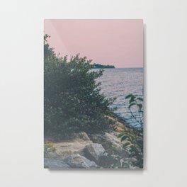 Summer Chill Metal Print