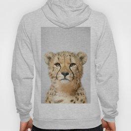 Cheetah - Colorful Hoody