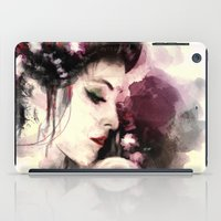 geisha iPad Cases featuring Geisha by Vincent Vernacatola
