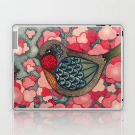 Blossom Birds Laptop & iPad Skin