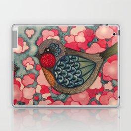 Blossom Birds Laptop & iPad Skin