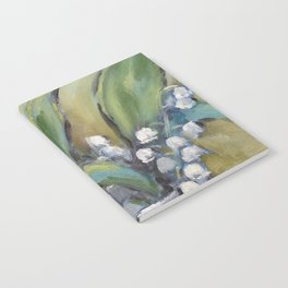 lily of the valley Notebook