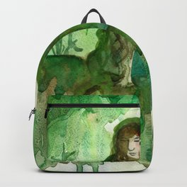 Akka The Earth Goddess Backpack