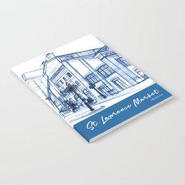BluePrints | St.Lawrence Market - Toronto Notebook