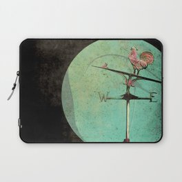 The Tale of a Weathervane Laptop Sleeve
