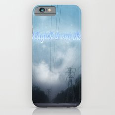 Midnight magick with title Slim Case iPhone 6s