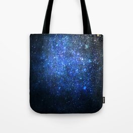 Twinkling blizzard Tote Bag