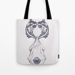 Stamped Tote Bag
