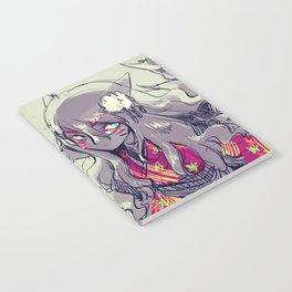 Fox girl sketch Notebook