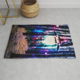 We Are Not Alone Rug