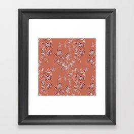 Botani Line IIII Framed Art Print