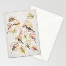 Architectural Aviary Stationery Cards