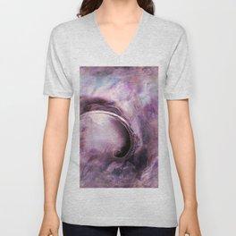 Nautical Abstract Unisex V-Neck