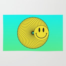 Smiley Ring Rug
