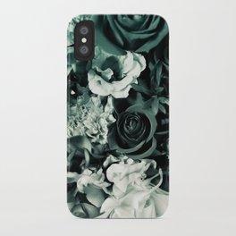nostalgic rose iPhone Case