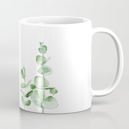 Eucalyptus leaves. Coffee Mug