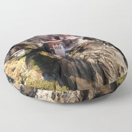 Taktshang Goemba - Tiger's Nest Monastery Floor Pillow