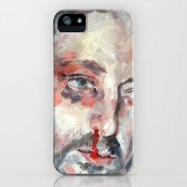 Portrait Study  iPhone Case