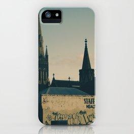 Melbourne Graffiti iPhone Case