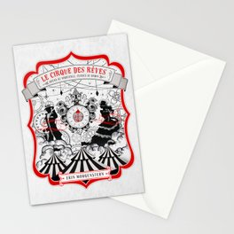 The Night Circus - light Stationery Cards