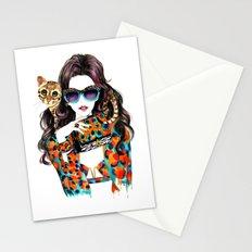 Kenzo Girl Stationery Cards