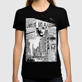Buenos Aires Avenida 9 De Julio T-shirt