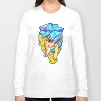 telephone Long Sleeve T-shirts featuring Telephone by Mickey Spectrum