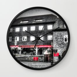 The Mala restaurant London Wall Clock