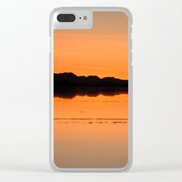 Salar de Uyuni 4 Clear iPhone Case