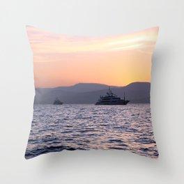 Saint Tropez 1.3 Throw Pillow
