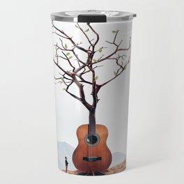 Guitar Tree Travel Mug