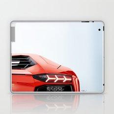 Aventador lights Laptop & iPad Skin