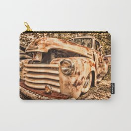 Old pickup ( Photo by Antal Ullmann ) Carry-All Pouch