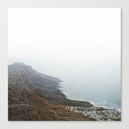 From Table Mountain I Canvas Print