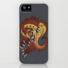 Elder Sign - Leo iPhone Case