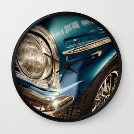 Chevy Nova SS - Part of the Vintage Car Series Wall Clock