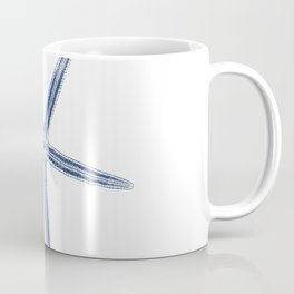 Finger Starfish Coffee Mug