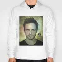 jesse pinkman Hoodies featuring Jesse Pinkman, Yo bitch! by Duke.Doks