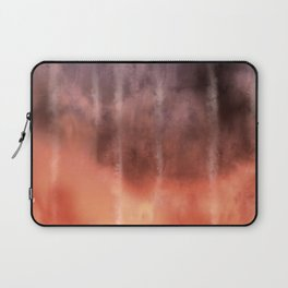 Fire Under the Mountain Laptop Sleeve
