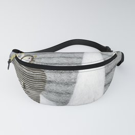 Time between rabbits, lies and truth Fanny Pack