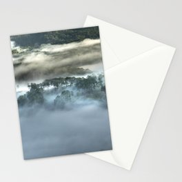 Mist on the Mountain Stationery Cards