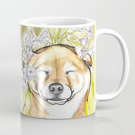 Jay Jay the happy Shiba Coffee Mug